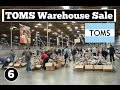 TOMS Warehouse Sale!