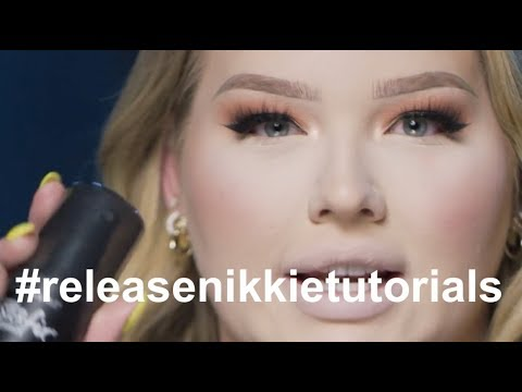 maybelline is still keeping nikkietutorials in their basement