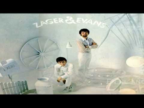 ZAGER & EVANS IN THE YEAR 2525 English and Spanish Lyrics Letra en Inglés y Español  HD