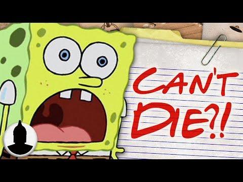 Is SpongeBob SquarePants Immortal? - SpongeBob Cartoon Conspiracy (Ep. 156)