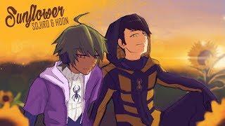 【Sojiro & Hoon】 Sunflower (Spider-Man: Into the Spider-Verse) Cover Video