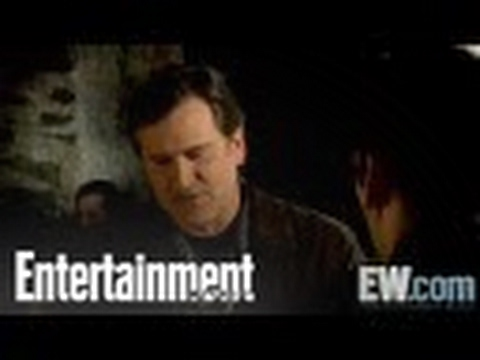 Burn Notice: Bruce Campbell Interview Part 1 | Entertainment Weekly