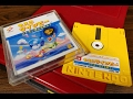 Classic Game Room - MOERO TWINBEE review for Famicom Disk System