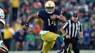 Deshone Kizer NFL Draft Hype Video | CampusInsiders