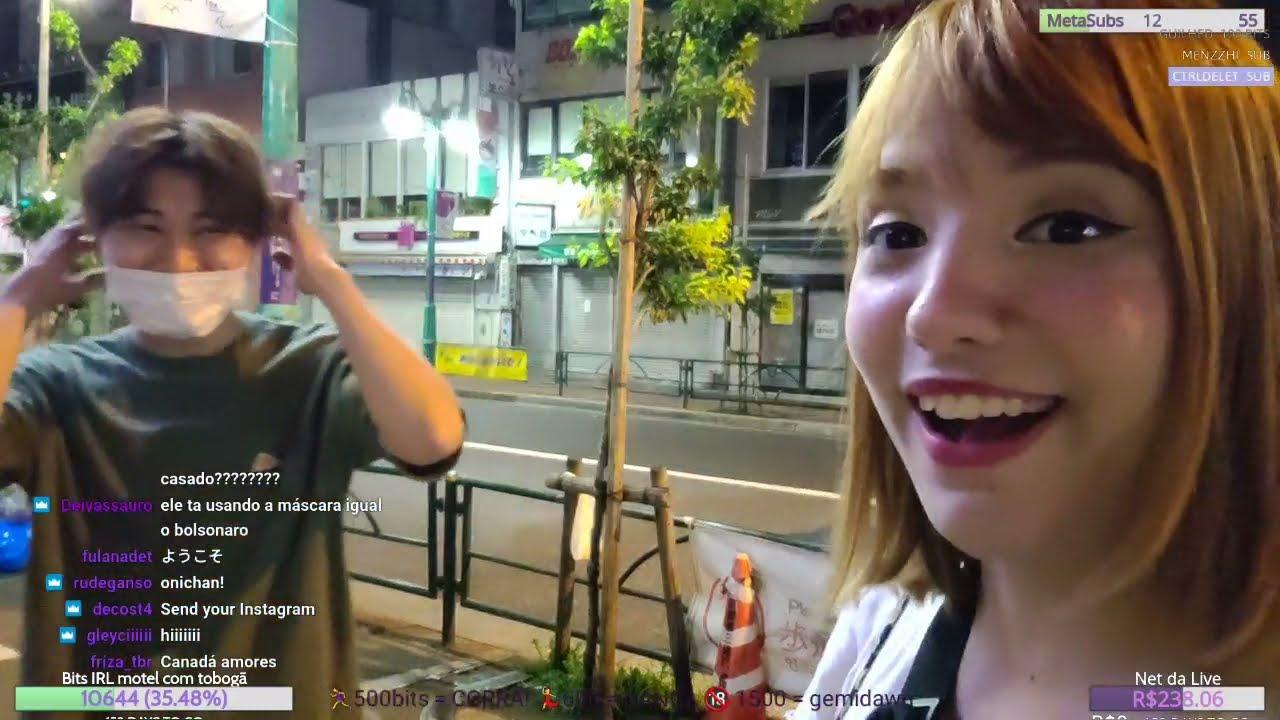 Noite em Tokyo com @itspauloleeg! *Prizzaa Lives* (Parte 03)