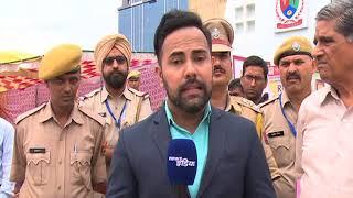 Rajasthan Police Exam 2018 in Nims University Rajasthan | ASP Jaipur Ghyan Chandra Yadav
