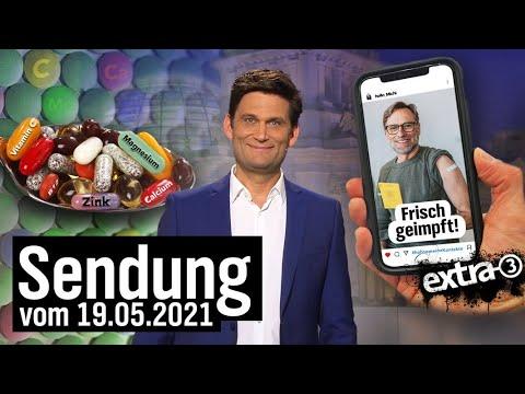 Extra 3 vom 19.05.2021 im NDR   extra 3   NDR