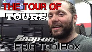 2019 Snap On Epiq Box Tour