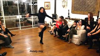 Despacito - Belly Dancer Nataly Hay dança do ventre baile ديسباسيتوרקדנית בטן נטלי חי ריקודי בטן