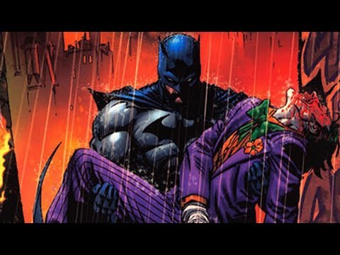 The Real Reason Batman Will Never Kill The Joker