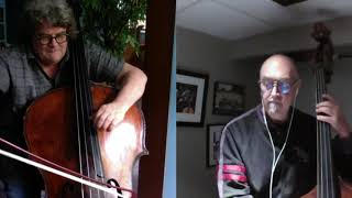 Cinema Paradiso suite-duet for double bass performed by Joel Quarrington and Roberto Occhipinti