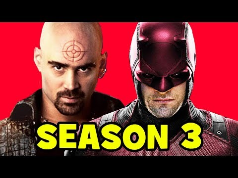 The Defenders DAREDEVIL SEASON 3 New Characters & Predictions (FULL ANALYSIS)