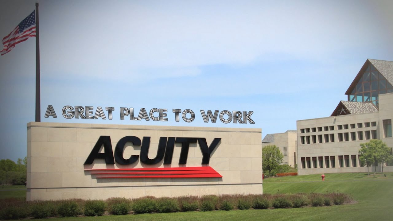 ACUITY Insurance - Always a Great Place to Work! - YouTube