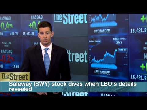 Foot Locker Earnings, Safeway's Disappointing Deal and Cramer Rides the Rails