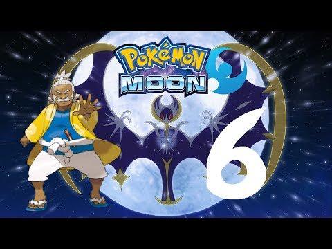 Pokémon Moon 6- HALA THE KAHUNA!