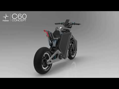 2040 e-bike with LiDAR equipped drone that doubles as collision avoidance system