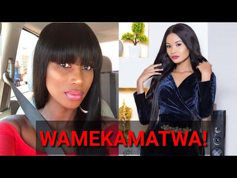 MANGE KIMAMBI NA HAMISA WAKAMATWA NCHINI MAREKANI WAKIWA PAMOJA LEO!