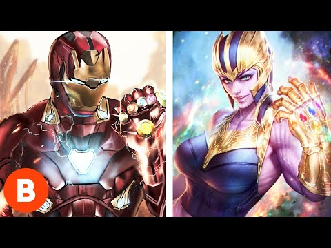 Surprising Marvel Characters Who Have Worn The Infinity Gauntlet