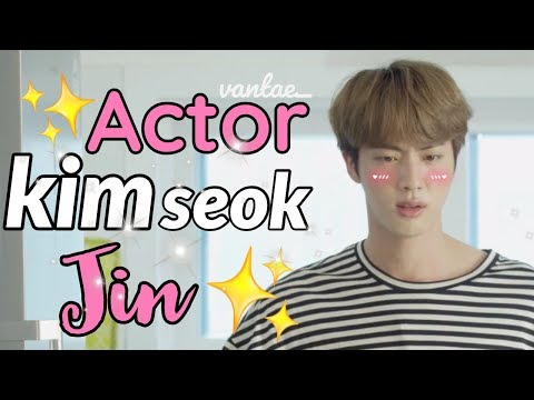 BTS Jin acting compilation