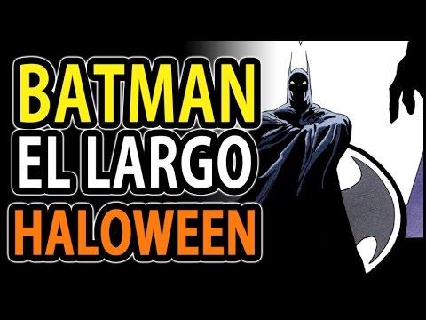 Lo mejor en comics: Batman Long Halloween - Inspector Geek