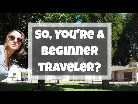 TOP 8 BEGINNER TRAVELER TIPS: Long Term Budget Travel & Backpacking  //  052