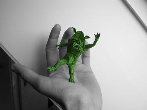 Origami Goblin (Alexander Kurth) Tutorial