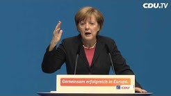 """Merkel: """"Als Europa sind wir stark"""""""