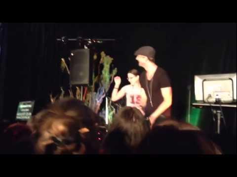 Chad Rook Karaoke VanCon 2014