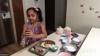 Father&#39s day special: Cooking session by Kids