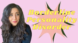 Borderline Personality Disorder| Mental Health Over Coffee| Micheline Maalouf | #BPD #Mentalhealth