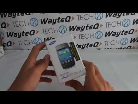 Samsung Galaxy Pocket Neo okostelefon kicsomagoló videó