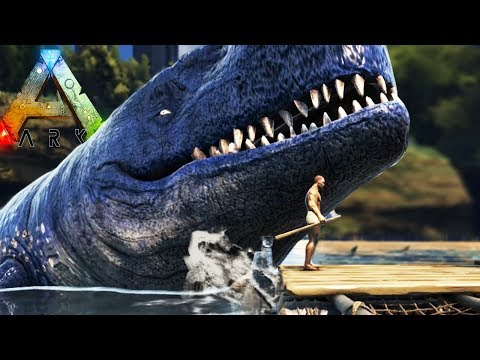 ARK: Annunaki - HUNTING THE NEW WHALE! 🐳 THE START OF GODZILLA! (50) - Ark Survival Evolved