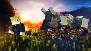CO TO MA BYĆ? WYPAD Z POSESJI! | Minecraft #25