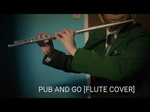 England's Character Song- Pub and Go (Short Vers.) [Flute Cover]