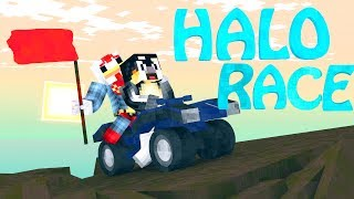 Minecraft Mods | HALO WAR RACE - The Modded Games ep 5! (Halo Mod)