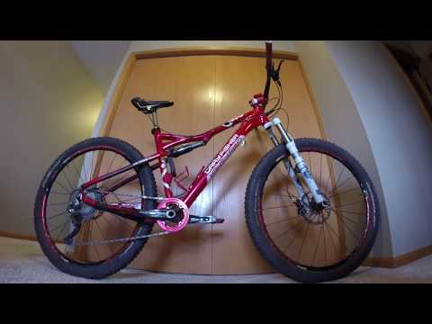 2009 Gary Fisher Hifi Pro Full Suspension XC Bike Check - 2018