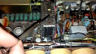 Усилитель Радиотехника У-101-Стерео Ремонт усилителя.