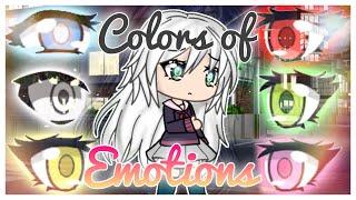 Colors Of Emotions | Gachaverse (Mini Movie)
