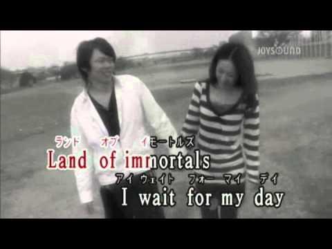 [Karaoke]Rhapsody - Land of Immortals