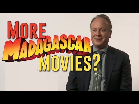 Tom McGrath confirms there will be more Madagascar movies