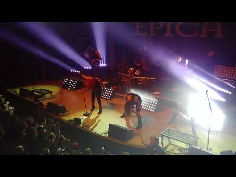 Epica - Unchain Utopia - Live in Denver
