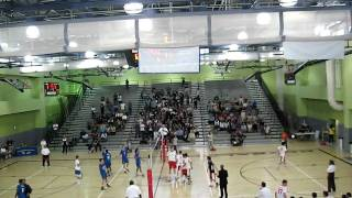 Palisades vs. Taft Volleyball City Championship 2010 Thumbnail
