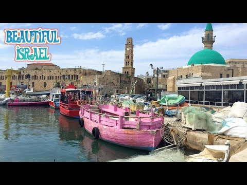ONE DAY IN ACRE / AKKO | Israel 2019 Vlog #8