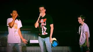 Logic Gang Related (two kids rap for logics hat)