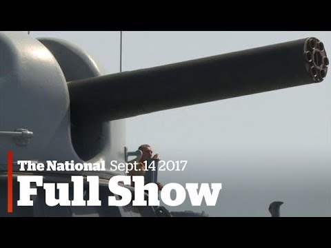 Watch Live: The National for Thursday September 14, 2017: Inside Syria, At Issue, Grenfell Inquiry