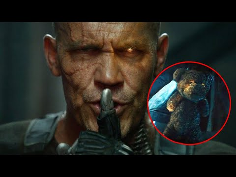 Deadpool 2: The Secret Significance Of Cable's Daughter