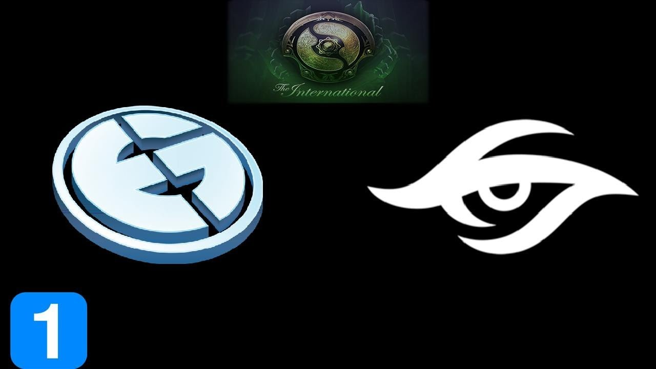 Eg Vs Secret Game  The International  Highlights Dota