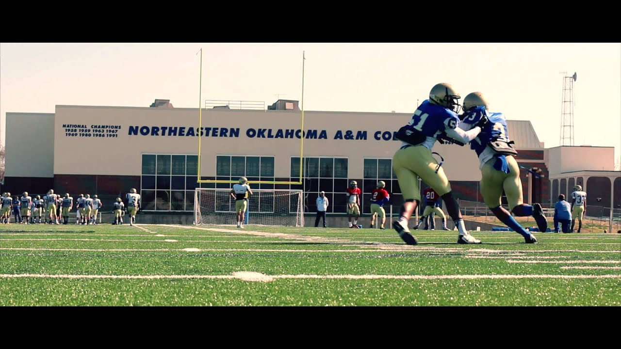 NEO Spring Football Game - YouTube