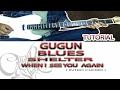 TUTORIAL INTRO GUGUN BLUES SHELTER - When I See You Again || Belajar Gitar ( PART 1 )