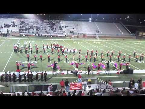 Mineral Wells Ram Band 2011!